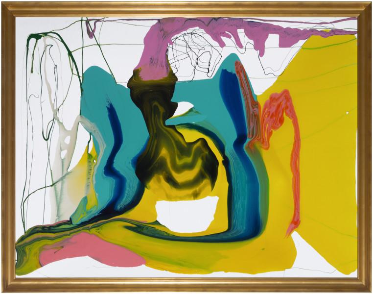 Dale Frank Maitland - Kidney Stones, 2014; 214 x 174 cm; enquire