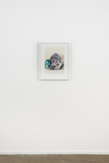 installation view; Callum Morton The Forest, 2020; pencil on paper; 56.5 x 45 cm; enquire
