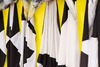 Mikala Dwyer The Nurses (detail), 2020; plastic, acrylic paint, fabric; dimensions variable; enquire
