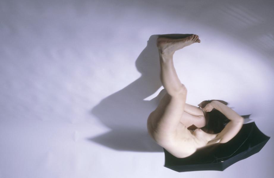 Julie Rrap Hooded Sight, 2004; pure pigment prints on acid-free rag paper; 120.5 x 185 cm; 152 x 201cm (paper size); Edition of 9; enquire