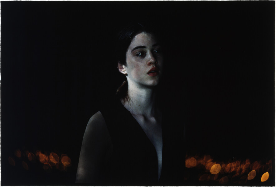 Bill Henson Untitled #42, 2000-01; JPC SH161 N35; type C photograph; 127 x 180 cm; Edition of 5 + AP 2; enquire