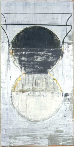 John Firth-Smith Phases No. 5, 2001; Oil on linen; 6 ft x 3 ft; enquire