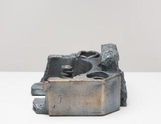 Fiona Hall Castles of Lost Destinies, 2015; Cat no. 14; Bronze; 12 x 22 x 20 cm; enquire