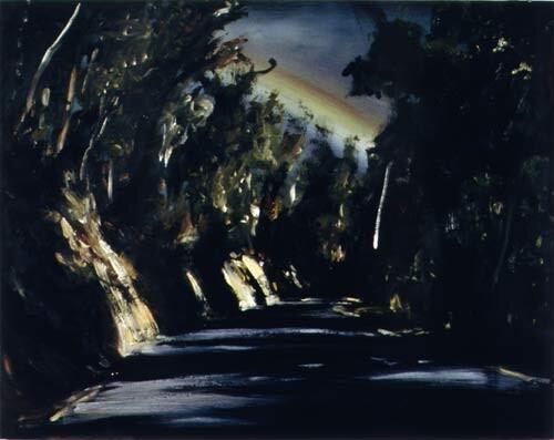 Louise Hearman Untitled #828, 2001; Oil on masonite; 53 x 69 cm; enquire