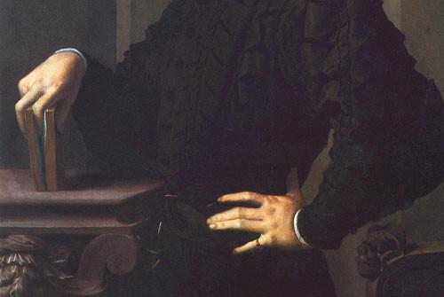 Anne Zahalka The Aristocrat, 1994; Ilfachrome print; 69 x 73 cm; Edition of 5; enquire