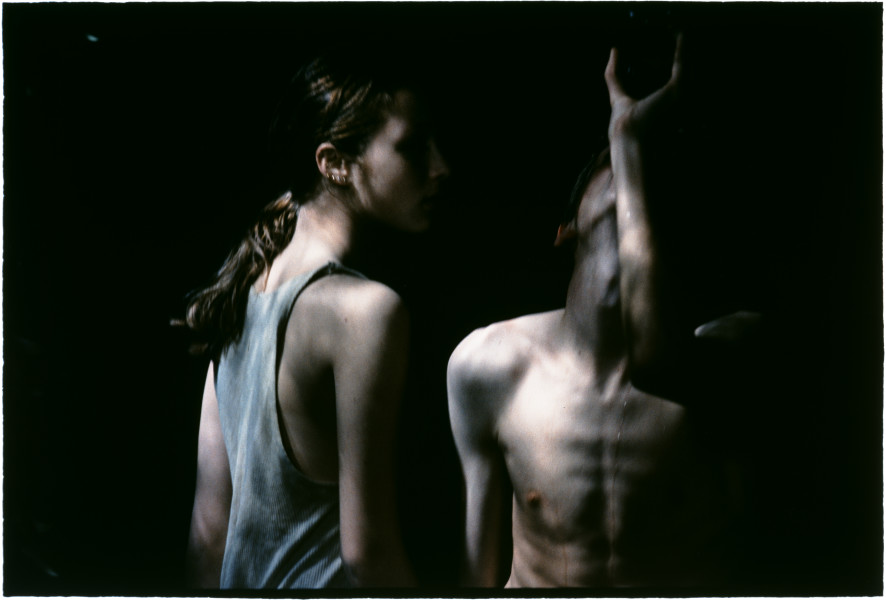 Bill Henson Untitled #77, 1998-00; CB/KMC 4 SH 73 N17; Type C photograph; 127 x 180 cm; Edition of 5 + AP 2; enquire