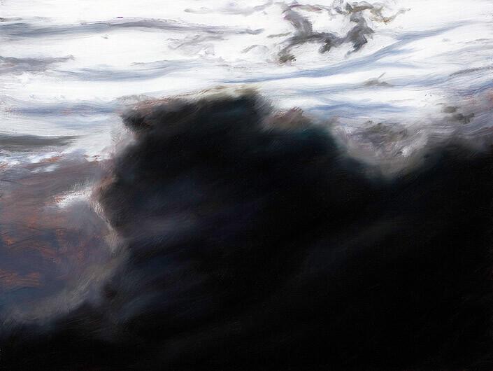 Louise Hearman Untitled #1297, 2009; oil on masonite; 61 x 81 cm; enquire