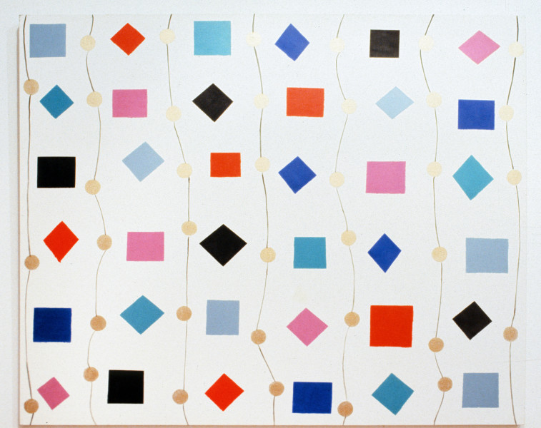 Angela Brennan Untitled, 1993; oil on canvas; 168 x 137 cm; enquire