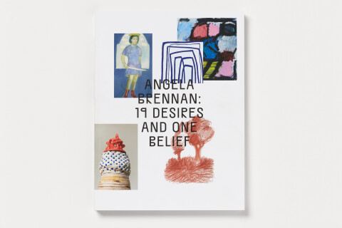 Book Launch: Angelea Brennan | '19 Desires and One Belief '