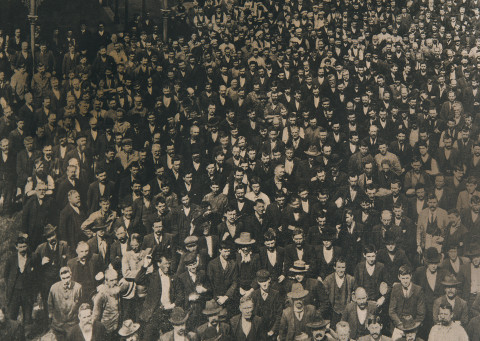 Sarah Contos | 1917: The Great Strike, Carriageworks