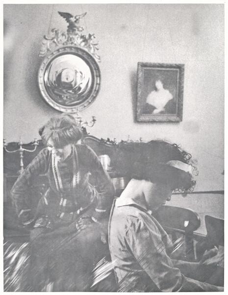 Tracey Moffatt Laudanum #5, 1998; Toned photogravure print on rag paper; 76 x 57 cm; Edition of 60 + AP 9; enquire