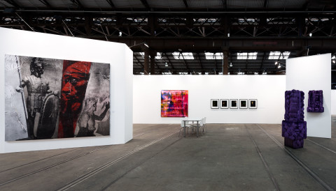 Roslyn Oxley9 Gallery, Sydney Contemporary 2019, Carriageworks, Sydney