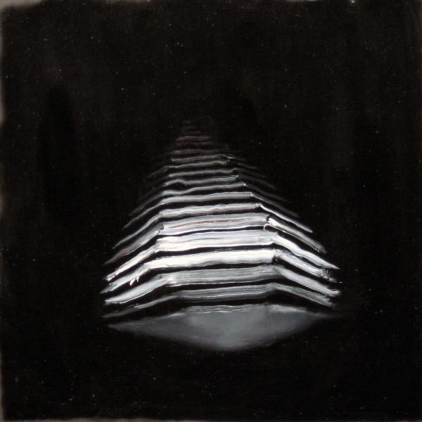 Louise Hearman Untitled #1164, 2005; oil on masonite; 47 x 47 cm; enquire
