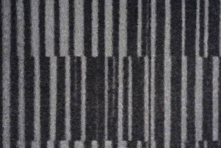 David Noonan Untitled (detail), 2019; jacquard tapestry, unique, stainless steel hanging system; 190 x 300 cm; enquire