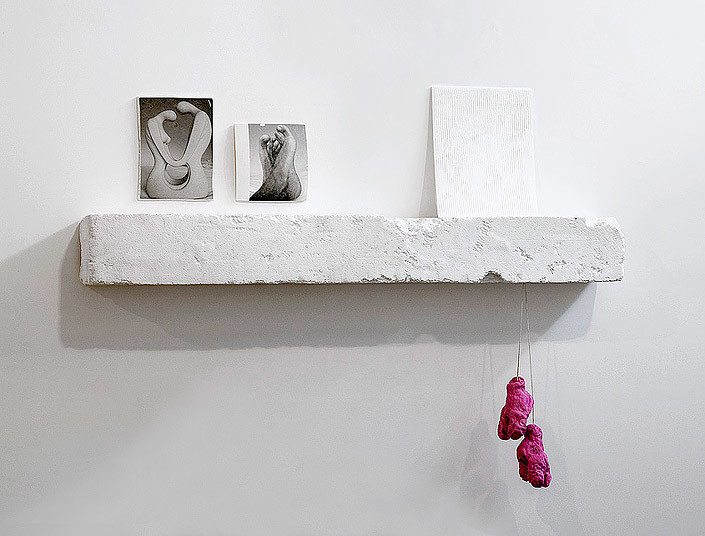 Hany Armanious Fair Trade, 2008; pure pigments, acid-free cotton rag paper, polyurethane, UV-proof polyurethane, silicone, synthetic rope and PVC; 144 x 200 x 28 cm; (installaiton); Edition of 2 + AP 1; enquire
