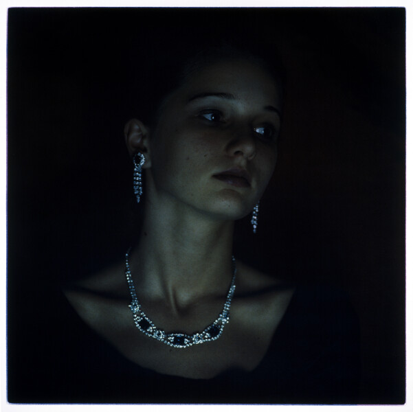 Bill Henson Untitled 5/59, 1990-91; from the series Paris Opera Project; type C photograph; 127 x 127 cm; series of 50; Edition of 10 + AP 2; Enquire