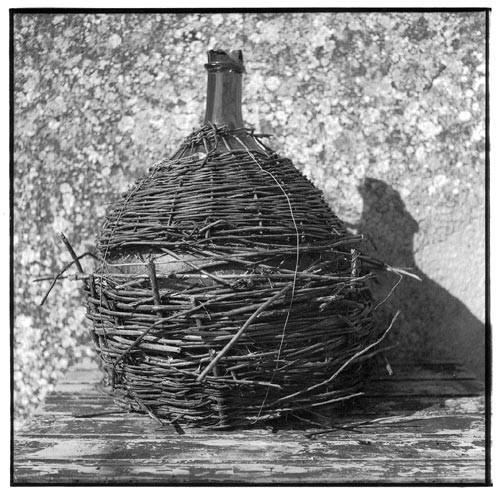Bill Culbert Bonbonne - Broken cane, straw, 2002; Edition of 25; enquire