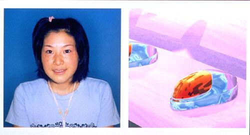 Patricia Piccinini Big Sister, Top lights, 1999; Type C colour photograph; 103 x 199 cm; Edition of 6; enquire