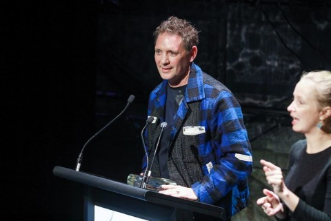 Brook Andrew wins Australia Council Award For Visual Arts
