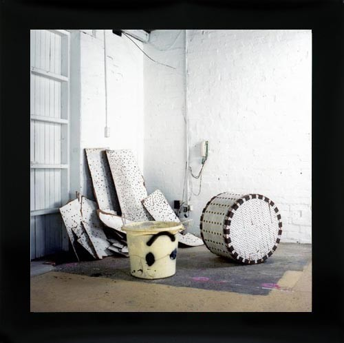 Newell Harry My ever changing moods 4, 2005; Pegasus print; 100 x 100 cm; image size: 80 cm x 80 cm; Edition of 5 + AP 1; enquire