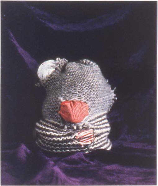 Lyndal Walker Grunge 1, 1993-95; R22 colour prints; 76 x 54 cm; enquire