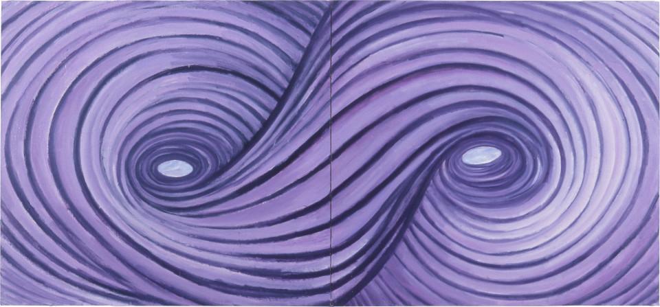 Jan Murray Boat-Eye, 1986; oil on linen; 183 x 274 cm; enquire