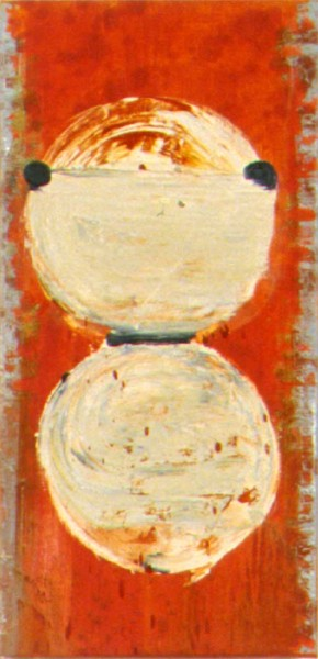 John Firth-Smith Memento No. 9, 2001; Oil on linen; 2 ft x 1 ft; enquire