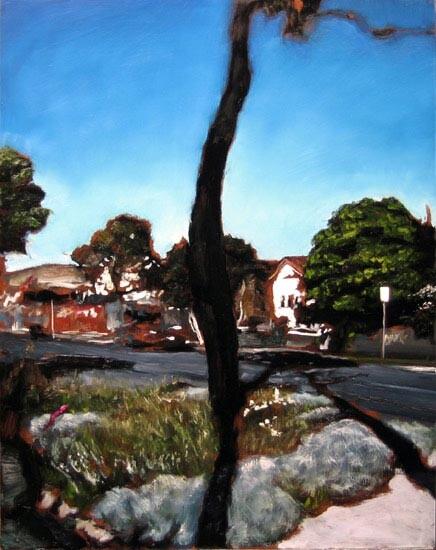 Louise Hearman Untitled #1080, 2005; oil on masonite ; 61 x 49 cm; enquire