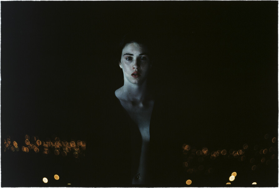 Bill Henson Untitled #65, 2000-01; JPC SH183  N8A; type C photograph; 127 x 180 cm; Edition of 5 + AP 2; enquire