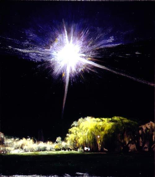 Louise Hearman Untitled #844, 2000; Oil on masonite; 38 x 33 cm; enquire