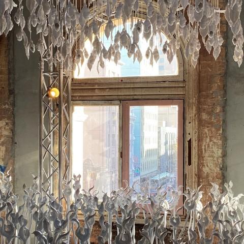 Patricia Piccinini's Flinders Street Station Ballroom Commission