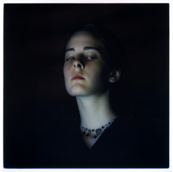 Bill Henson Untitled 40/131, 1990-91; from the series Paris Opera Project; type C photograph; 127 x 127 cm; series of 50; Edition of 10 + AP 2; enquire