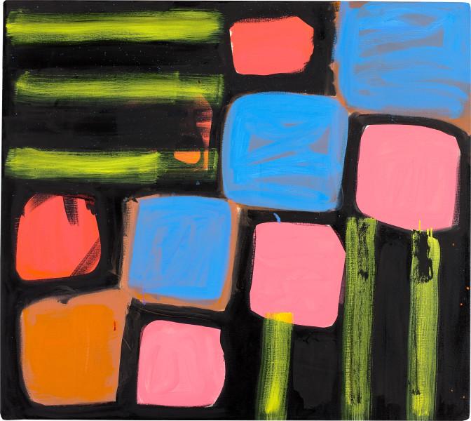Angela Brennan Untitled, 2009; Oil on linen; 81 x 90.5 cm; enquire