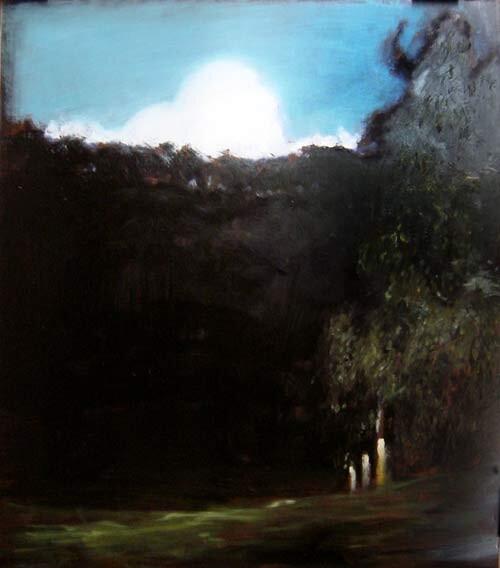 Louise Hearman Untitled # 841, 2000; oil on masonite; 61 x 54 cm; enquire