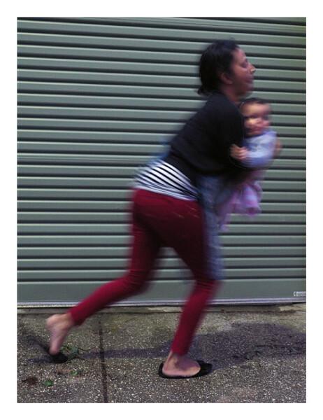 Destiny Deacon Runaways, 2014; Hahnemuhle photo rag; 98 x 75.5 cm; Edition of 5 + 2 APs; enquire