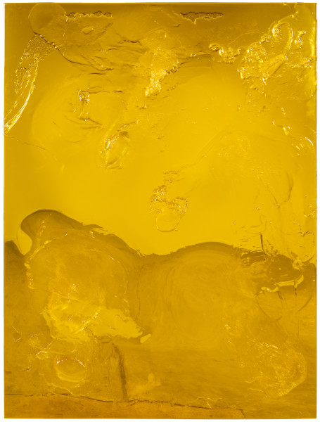 Dale Frank Cody Sonnter from Branxton, 2018; epoxyglass on Perspex; 200 x 150 cm; Enquire