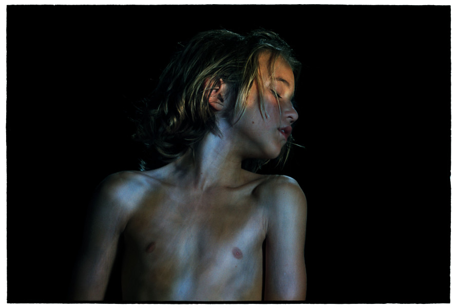 Bill Henson Untitled #1, 2010-11; RC SH6 N31; archival inkjet pigment print; 127 x 180 cm; Edition of 5 + AP 2; enquire