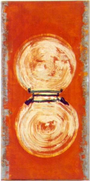 John Firth-Smith Memento No. 3, 2001; Oil on linen; 2 ft x 1 ft; enquire