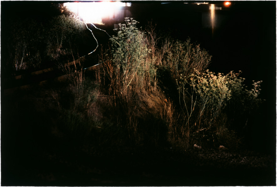 Bill Henson Untitled, 1998-00; CL SH 373 N26A / gallery ref. #15; Type C colour photograph; 127 x 180 cm; Edition of 5 + AP 2; enquire