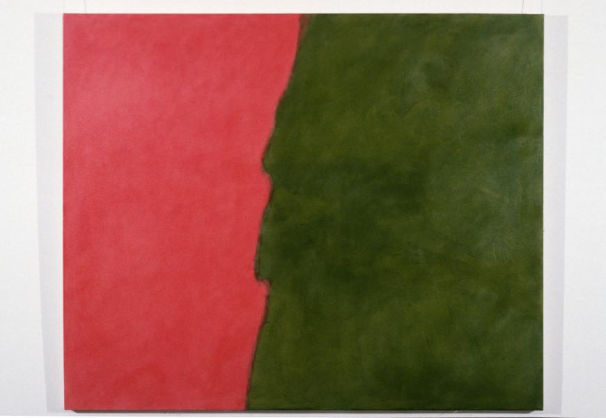 Elizabeth Newman Untitled, 1988; oil on canvas; 152 x 183 cm; enquire