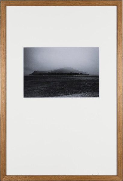 Newell Harry (Untitled) Nimoa and Me: Kiriwina Notations, 2015-16; Photographs on Fuji Lustre paper, eight hand-typed transcripts; 63 x 43 cm; (framed); photo size 18 x 27cm; Edition of 2; enquire