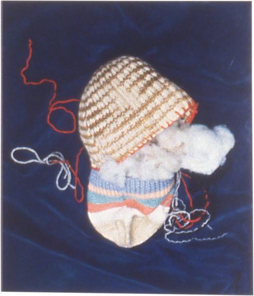 Lyndal Walker Grunge 3, 1993-95; R22 colour prints; 76 x 54 cm; enquire