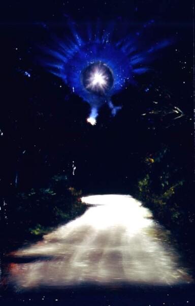 Louise Hearman Untitled #638, 1997; oil on masonite; 30 x 46 cm; enquire
