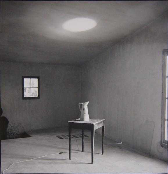 Bill Culbert Jug, Croagnes, 1980; silver gelatin prints; 40.5 x 40.5 cm; Edition of 25; enquire