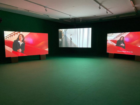 Isaac Julien | 'Lina Bo Bardi: A Marvellous Entaglement' in Madrid