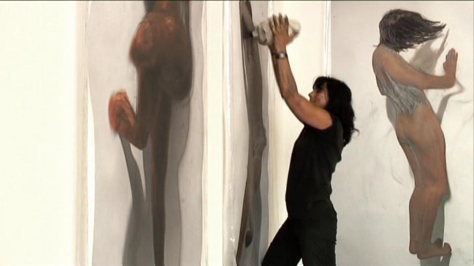 Julie Rrap Mind Over Matter, 2006; DVD, duration: 17 min. 36 sec.; enquire