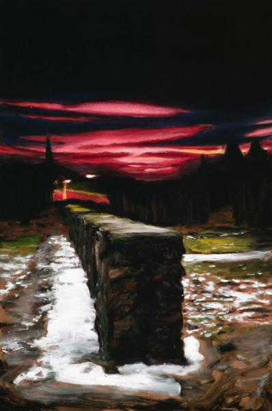 Louise Hearman Untitled #1215, 2007; Oil on masonite; 92 x 61 cm; enquire