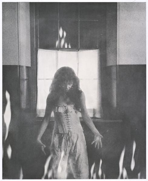 Tracey Moffatt Laudanum #18, 1998; Toned photogravure print on rag paper; 76 x 57 cm; Edition of 60 + AP 9; enquire