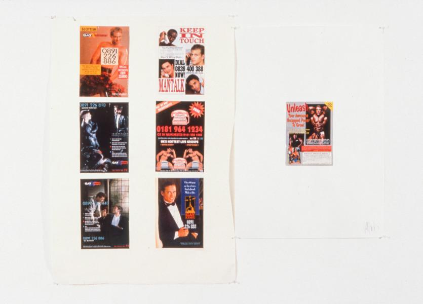 Dale Frank Unleashed, 1997; paper; 112 x 139 cm; enquire