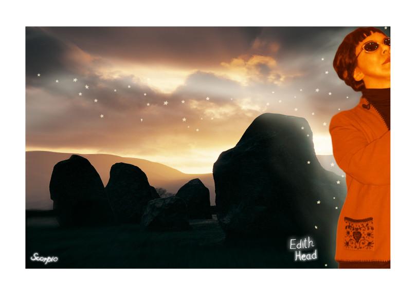 Tracey Moffatt Edith Head, 2005; archival pigment ink on acid-free rag paper; 43.2 x 58.4 cm; Edition of 21; enquire